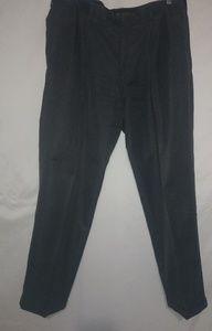 Perry Ellis Black Mens Dress Pants 38/32